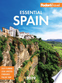 Fodor S Essential Spain 2019