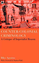 Counter Colonial Criminology