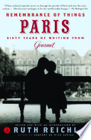 Remembrance of Things Paris Book PDF