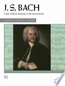 Mozart First Book For Pianists Book Cd
