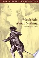 Much Ado About Nothing Pdf/ePub eBook