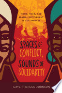 Spaces of Conflict  Sounds of Solidarity