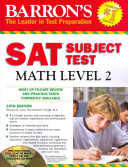 Barron s Sat Subject Test Math Level 2