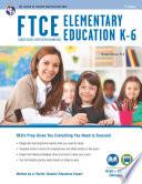 FTCE Elementary Education K 6 Book   Online