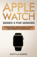 Apple Watch Series 5 User Guide For Seniors [Pdf/ePub] eBook