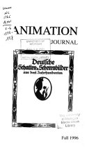 Animation Journal