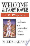 Welcome to the Ivory Tower of Babel