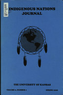 Indigenous Nations Journal