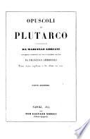 Opuscoli di Plutarco