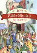 100 Bible Stories for Children Book Cover