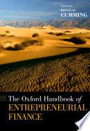 The Oxford Handbook of Entrepreneurial Finance