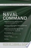 The U S  Naval Institute on Naval Command