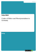 Codes of Ethics and Photojournalism in Germany