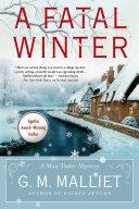 A Fatal Winter Mystery A Pretty Setting A Tasteful Murder An
