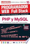 Programacion Web Full Stack 15 Php Y Mysql