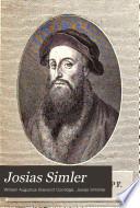 Josias Simler