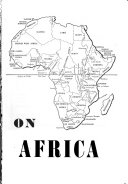 Report on Africa