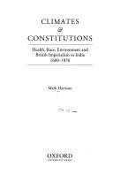 Climates   Constitutions