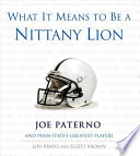 What It Means to Be a Nittany Lion