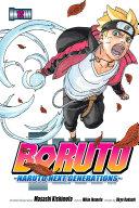 Boruto Naruto Next Generations Vol 12
