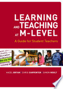 Learning and Teaching at M Level