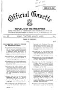 Official Gazette