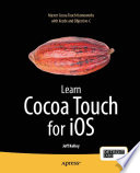 Learn Cocoa Touch for iOS