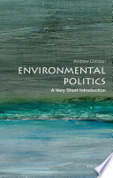 Environmental Politics  A Very Short Introduction