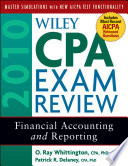 Wiley CPA Exam Review 2010  Financial Accounting and Reporting