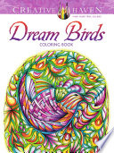 Creative Haven Dream Birds Coloring Book