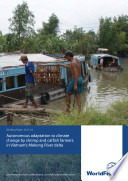 Autonomous adaptation to climate change by shrimp and catfish farmers in Vietnam s Mekong River delta
