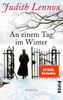 An einem Tag im Winter