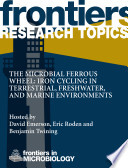 The microbial ferrous wheel  iron cycling in terrestrial  freshwater  and marine environments