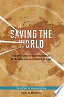 Book Saving the World