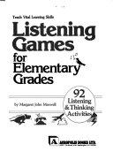Listening Games for Elementary Grades