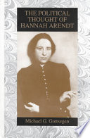 The Political Thought of Hannah Arendt