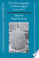 The Historiography of Islamic Egypt