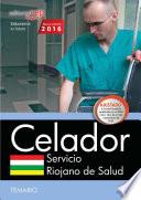 Celador  Servicio Riojano de Salud  Temario