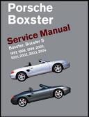 Porsche Boxster Boxster S Service Manual