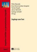Zugaenge Zum Text