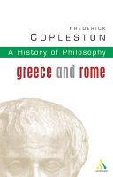 History of Philosophy Volume 1