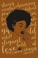 Self Care Journal For Black Women