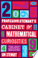 Professor Stewart S Cabinet Of Mathematical Curiosities : is elsewhere. like a magpie, ian stewart has...