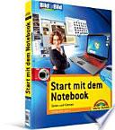 Start mit dem Notebook