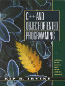 C   and Object oriented Programming