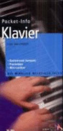 Pocket-Info Klavier und Flügel