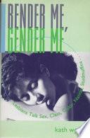 Render Me  Gender Me