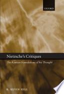 Nietzsche s Critiques