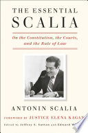Book The Essential Scalia