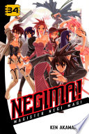 Negima! : party come up against the leaders of...